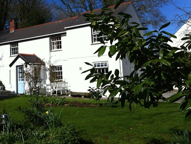 Edmondscote holiday cottage at Perranporth