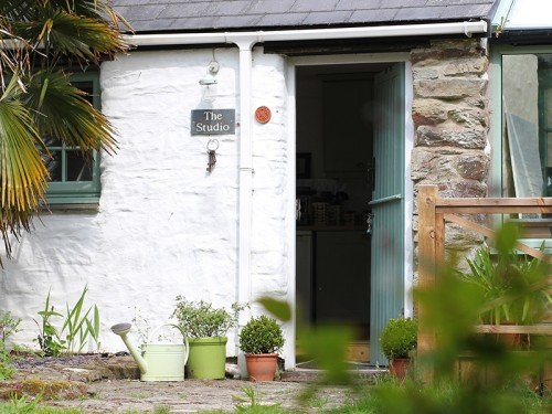 The Studio, Perranporth, Cornwall